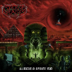 Sacral Rage - Illusions In Infinite Void - CD