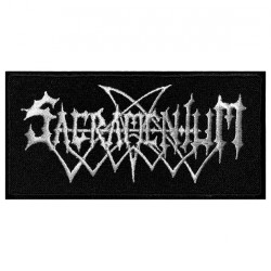 Sacramentum - Logo - EMBROIDERED PATCH