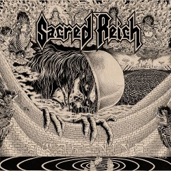 Sacred Reich - Awakening - LP COLOURED