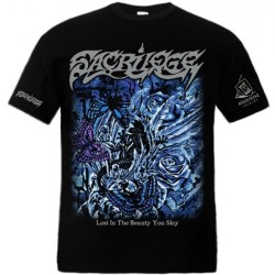 Sacrilege - Lost In The Beauty You Slay - T-shirt (Men)