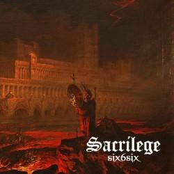 Sacrilege - Six6Six - CD