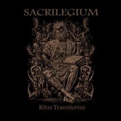Sacrilegium - Ritus Transitorius - CD DIGIPAK