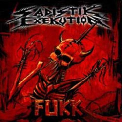 Sadistik Exekution - Fukk - CD