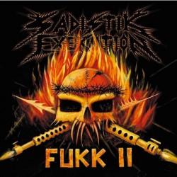 Sadistik Exekution - Fukk II - CD