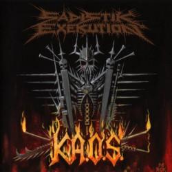 Sadistik Exekution - K.A.O.S. - CD