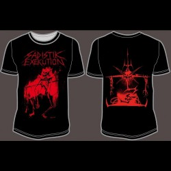 Sadistik Exekution - Skull - T-shirt (Men)