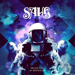 Sahg - Delusions of Grandeur - LP Gatefold
