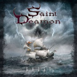 Saint Daemon - Ghost - DOUBLE LP GATEFOLD COLOURED