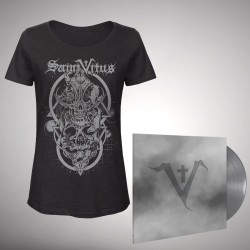 Saint Vitus - Bundle 8 - LP gatefold coloured + T-shirt bundle (Women)
