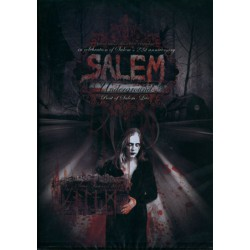 Salem - Underground - best of Salem live - DVD + CD