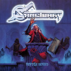 Sanctuary - Refuge Denied - LP