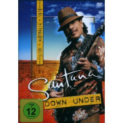 Santana - Down Under - DVD