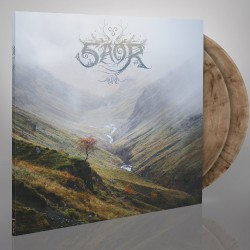 Saor - Aura - DOUBLE LP GATEFOLD COLOURED