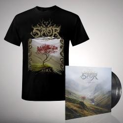 Saor - Bundle 2 - Double LP gatefold + T-shirt bundle (Men)
