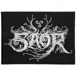 Saor - Logo - EMBROIDERED PATCH
