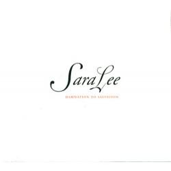 Sara Lee - Damnation to Salvation - CD + DVD slipcase