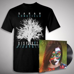 Sarah Longfield - Bundle 2 - LP + T-Shirt bundle (Men)