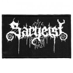 Sargeist - Logo - EMBROIDERED PATCH