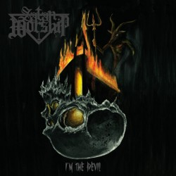 Satan Worship - I'm The Devil - LP