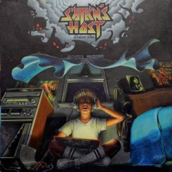 Satan's Host - Midnight Wind - CD