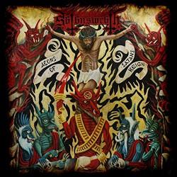 Satan's Wrath - Aeons Of Satan's Reign - LP Gatefold
