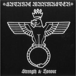 Satanic Warmaster - Strength & Honour - CD