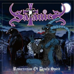 Satanica - Resurrection Of Devil's Spirit - CD