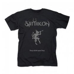 Satyricon - Deep Calleth Upon Deep - T-shirt (Men)