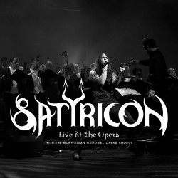 Satyricon - Live At The Opera - 2CD + DVD