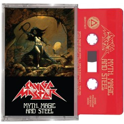 Savage Master - Myth, Magic And Steel - CASSETTE