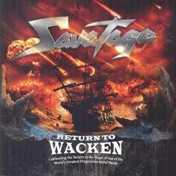 Savatage - Return To Wacken - CD