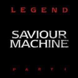 Saviour Machine - Legend Part I - DOUBLE LP GATEFOLD COLOURED