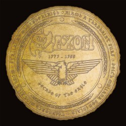 Saxon - Decade Of The Eagle: The Anthology 1979-1988 - 2CD DIGIPAK