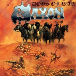 Saxon - Dogs Of War - CD
