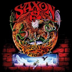 Saxon - Forever Free - LP COLOURED