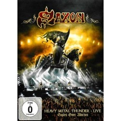Saxon - Heavy Metal Thunder - Live - DVD