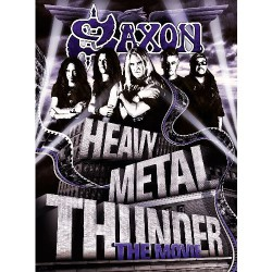 Saxon - Heavy Metal Thunder - The Movie - DOUBLE DVD