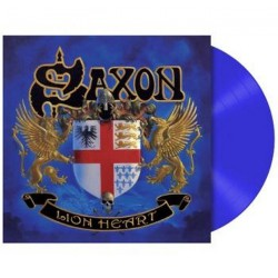Saxon - Lionheart - LP COLOURED