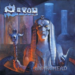 Saxon - Metalhead - LP COLOURED