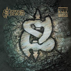 Saxon - Solid Ball Of Rock - LP COLOURED