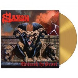 Saxon - Unleash The Beast - LP COLOURED