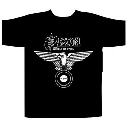 Saxon - Wheels of Steel [celtic] - T-shirt (Men)