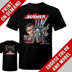 Scanner - Hypertrace - Print on demand