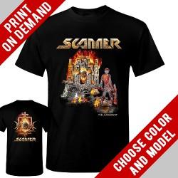 Scanner - The Judgement - Print on demand