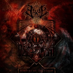 Scarab - Martyrs Of The Storm - CD