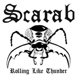 Scarab - Rolling Like Thunder - DOUBLE CD