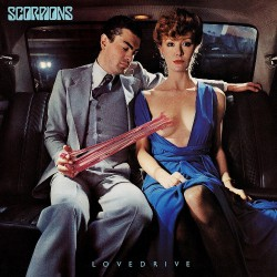 Scorpions - Lovedrive - LP + CD