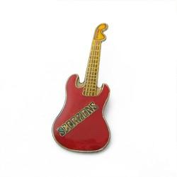 Scorpions - Red - METAL PIN