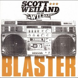 Scott Weiland And The Wildabouts - Blaster - CD