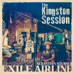 Sebastian Sturm & Exile Airline - The Kingston Session - CD DIGIPAK